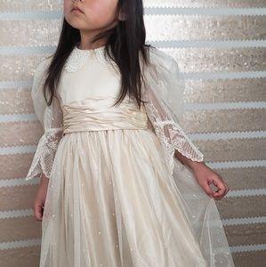 Dessy Creations Vintage Girls Size 5 Dress